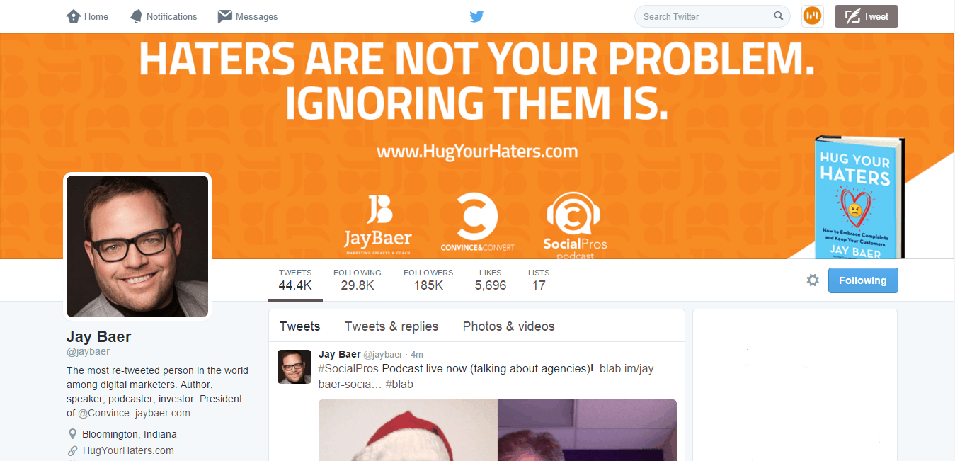 Follow-JayBaer-on-Twitter-for-Content-Marketing-Niswey