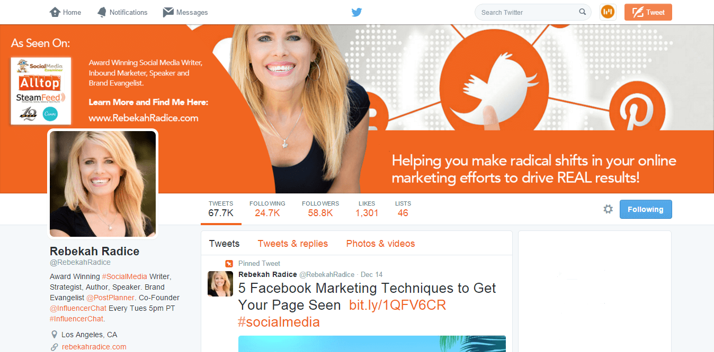 Follow-RebekahRadice-on-Twitter-for-Social-Media-Marketing-Niswey