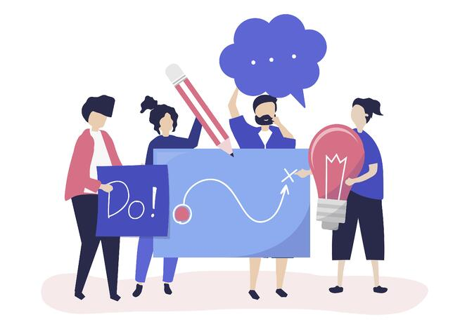 team conceptualization ideas