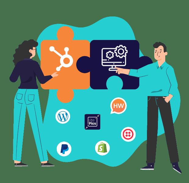 - HubSpot Integration